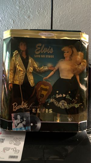 Barbie loves Elvis for Sale in Winchester, CA