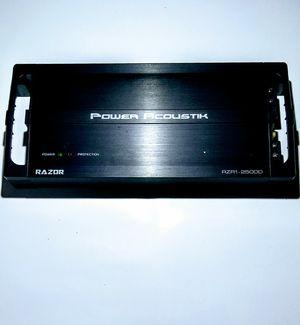 Power Acoustik Car Amplifier / Amp for Sale in North Lauderdale, FL