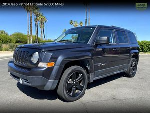 2014 Jeep Patriot for Sale in Palm Desert, CA
