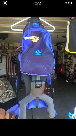 Hiking Graco Infant Toddler Backpack for Sale in Chula Vista, CA