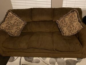 4 piece Sofa and coffee table set for Sale in Stockton, CA