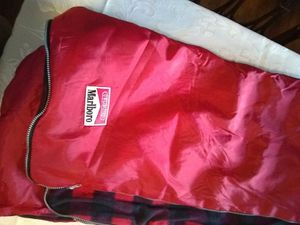 Marlboro Sleeping bag for Sale in Charleston, WV