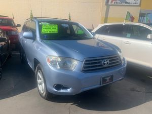 Toyota Highlander 7 passenger for Sale in Chula Vista, CA