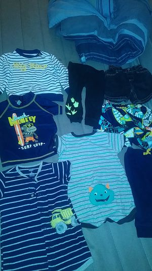Infant Baby boy clothes. 12 months for Sale in Norfolk, VA