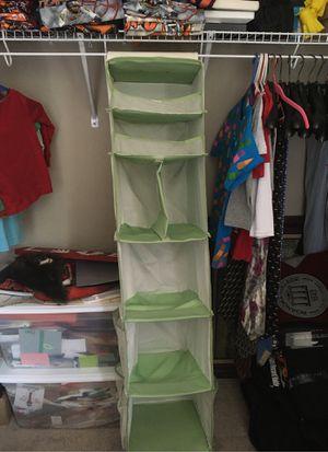 2 Munchkin Hanging Closet Clothes Organizers for Sale in Orange City, FL