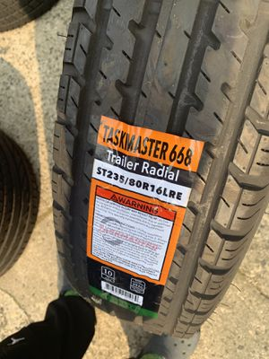 ST235/80R16LRE trailer tire, BRAND NEW! for Sale in Queens, NY