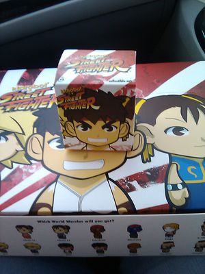 Street fighter figures for Sale in Irwindale, CA
