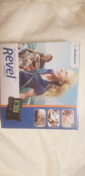 Medtronic revel paradign for Sale in Queens, NY