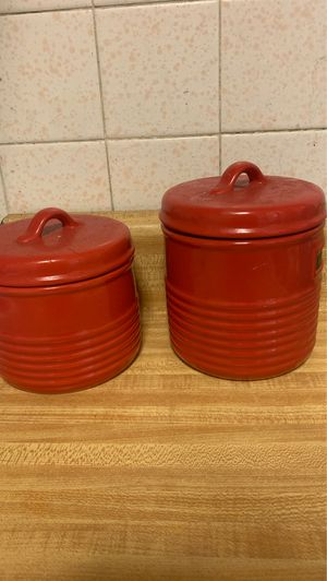 Kitchen jars for Sale in Affton, MO