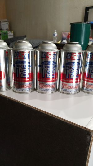 R12 freon for Sale in Austin, TX