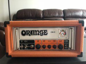 Orange OR15 Guitar Amp for Sale in Chicago, IL