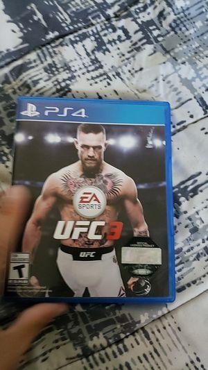 UFC 3 for Sale in Phoenix, AZ