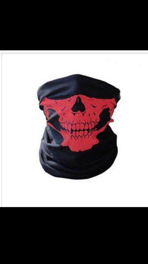 Red Half Face Mask for Sale in San Bernardino, CA