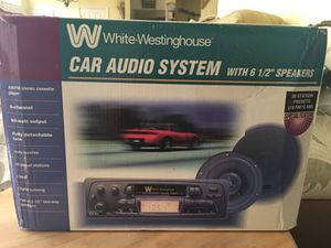 Car audio system for Sale in Dale City, VA