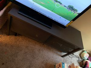 Gray Tv Stand for Sale in Silver Spring, MD