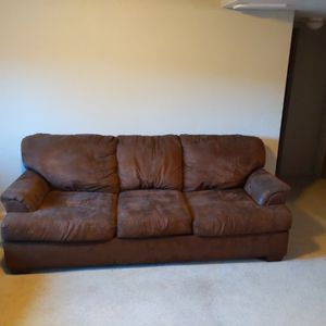Brown Couch for Sale in Littleton, CO