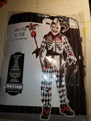 Kids costume child xlarge for Sale in Waukegan, IL
