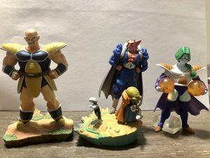 Dragonball Z mini figures for Sale in Chula Vista, CA