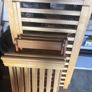 Crib And Changing Table for Sale in Glendale, CA