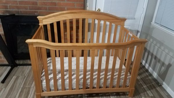 Crib And Mattress For Sale In Burien Wa Offerup