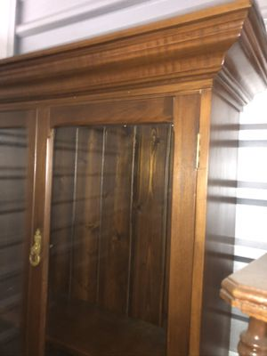 Antique China Cabinet for Sale in Austin, TX