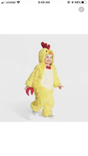 Chicken costume 18-24 M for Sale in Squaw Valley, CA