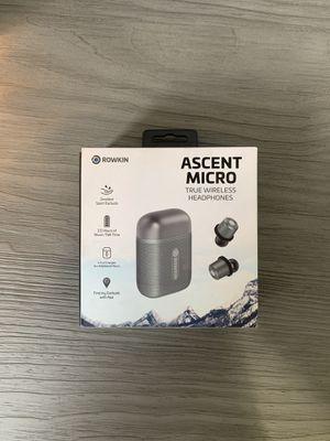 Ascent Micro Wireless Headphones for Sale in Newark, NJ