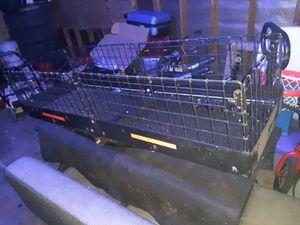 Cargo Carrier // Porta Equipaje for Sale in Aurora, IL