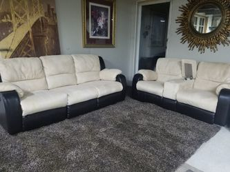 Reclining Sofá & Love Seat for Sale in Houston,  TX