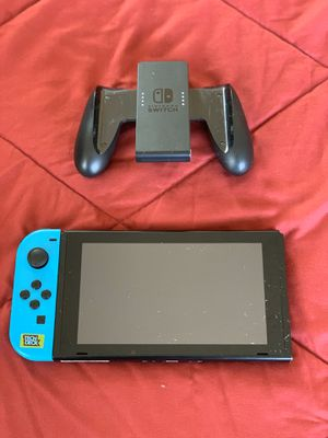 Nintendo Switch (Missing the red side) for Sale in Palmdale, CA