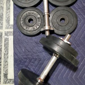 Dumbell's for Sale in Cicero, IL