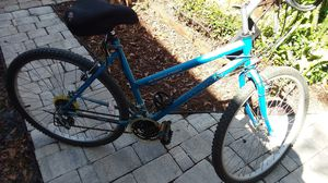 Womens Huffy mountain bike for Sale in Tampa, FL