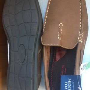 New In Box Men's Shoes From Kohl's for Sale in Kennesaw, GA
