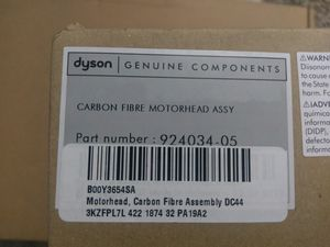 DYSON Carbon Fibre Motorhead Assembly for DC44 for Sale in Fort Worth, TX