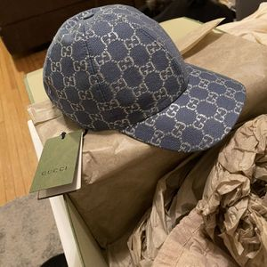 Gucci lamé baseball hat for Sale in Chicago, IL