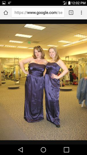 Davids bridal bridesmaid dresses. Must pick up firm price size 22 and 26 for Sale in Knoxville, TN
