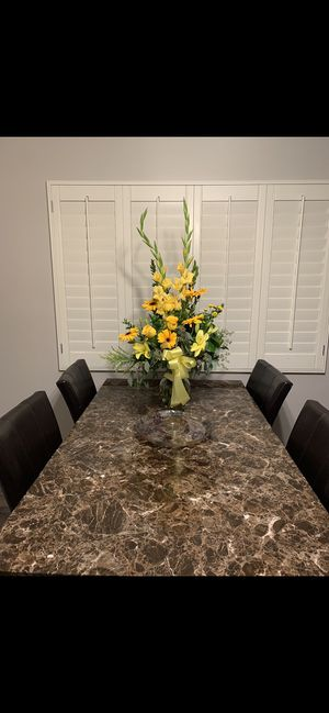 Kitchen Table & 4 Chairs for Sale in Temecula, CA