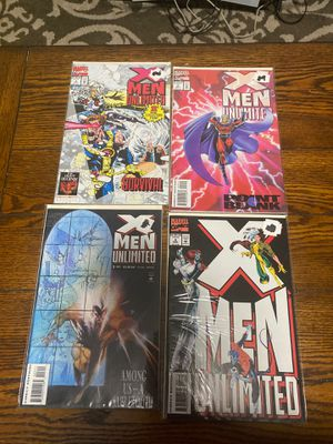 X-men unlimited comics for Sale in West Hartford, CT