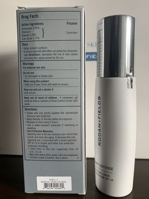 Rodan and Fields Radiant Defense, SPF 30, Shell 1 for Sale in Mesa, AZ