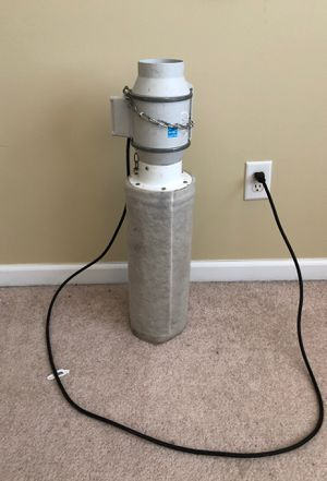 Soler and palau indoor grown tent air filter for Sale in College Park, GA