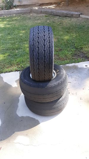 10 inch rim and tire for Sale in Fresno, CA