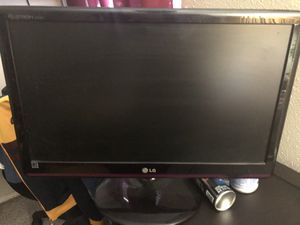 Monitor LG for Sale in San Antonio, TX
