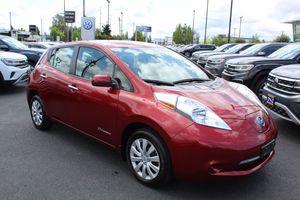 2015 Nissan LEAF for Sale in Auburn, WA