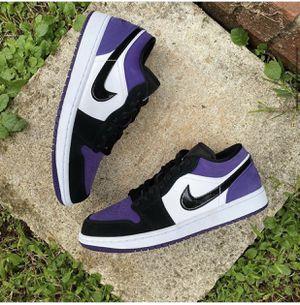 Jordan 1 low for Sale in Charlotte, NC