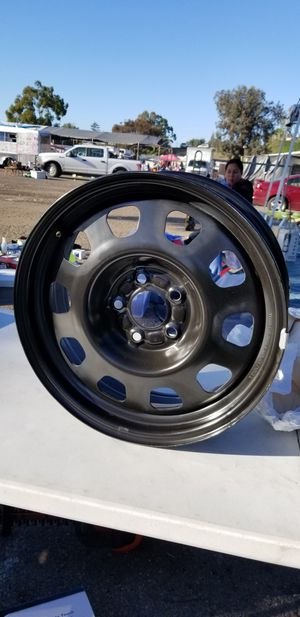 BLACK 17 INCH RIMS for Sale in Imperial Beach, CA