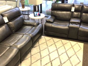 BRAND NEW & IN STOCK POWER RECLINING SOFA AND LOVESEAT for Sale in Portland,  OR