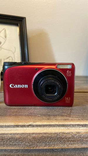 Canon PowerShot A2200 Digital Camera WORKS great! for Sale in Los Angeles, CA