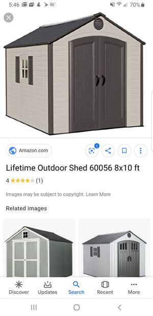 SHED WANTED for Sale in Palm Harbor, FL