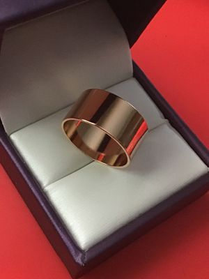 14kgold plated ring size 6-7 for Sale in Los Angeles, CA