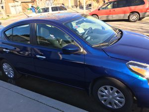 2018 Nissan Versa SV for Sale in Lancaster, CA